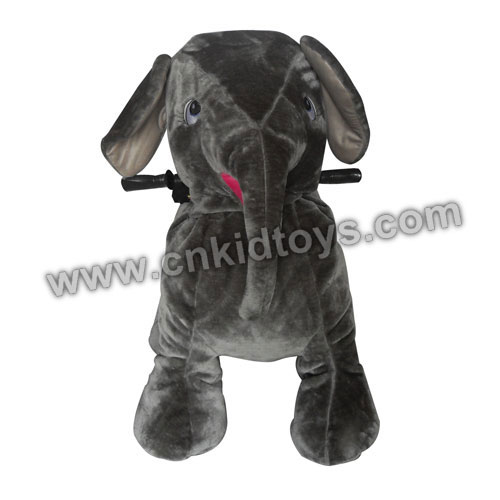 Elephant Animal Rider Coin Operated Machine
