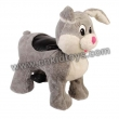 Battery Zippy Rides Walking Animal Rabbit